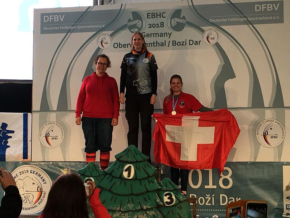 Dritter Rang im Einzelwettkampf in Oberwiesenthal (D)